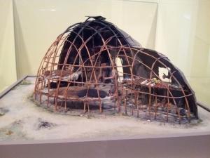 Monongahela house model.