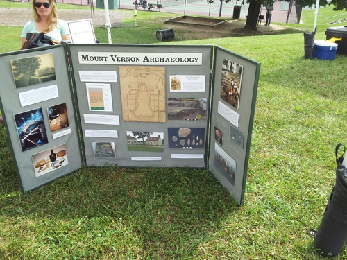 Mount Vernon informational trifold.