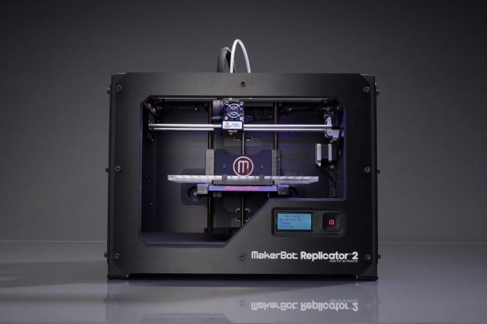I'm convinced the next Makerbot will have a rock anthem as it warms up.