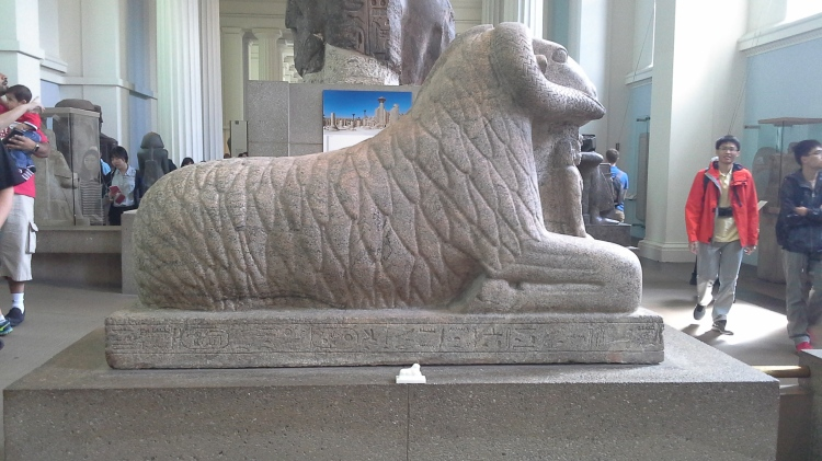 Ram sphinx