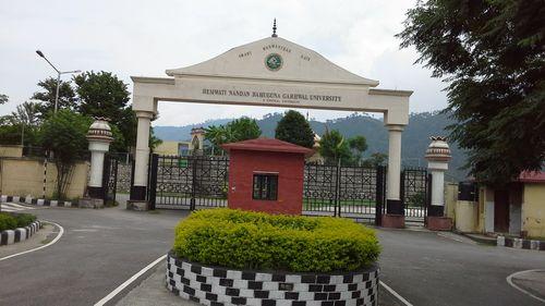 Image result for H.N.B.Garhwal University Srinagar