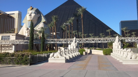 Fear and Scanning in Las Vegas; Or, What Happens in Vegas Does Not Necessarily Stay inVegas