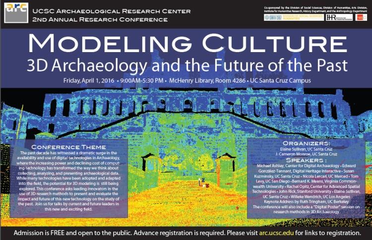 modeling culture flyer